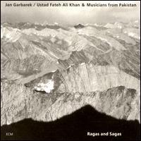 Jan Garbarek / Ustad Fateh Ali Khan & Musicians from Pakistan -1992- Ragas And Sagas (ECM Records) | jazz,world fusion